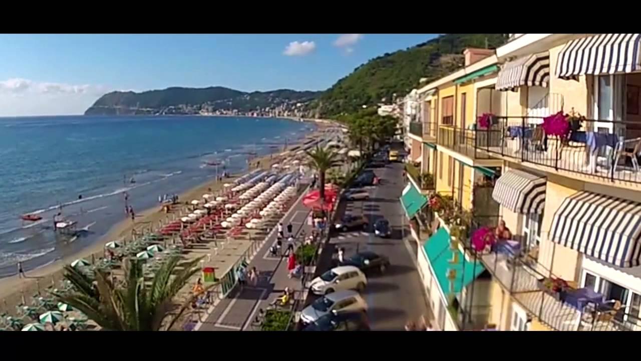 Hotel belsit alassio albergo sul mare in liguria youtube for Hotel barcellona sul mare