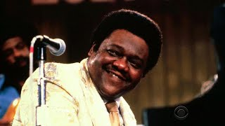 Remembering rock 'n' roll pioneer Fats Domino