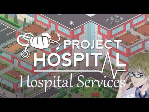 Project Hospital - Hospital Services - Présentation  