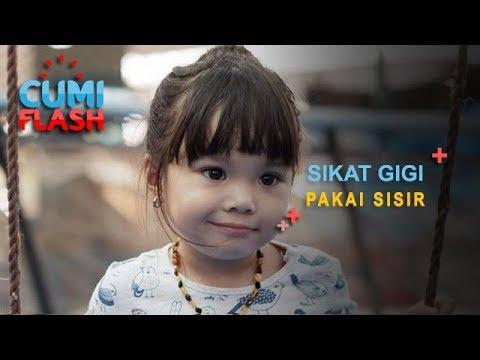 Waduh Gempi Sikat Gigi Papa Gading Pakai Sisir - CumiFlash 22 November 2018