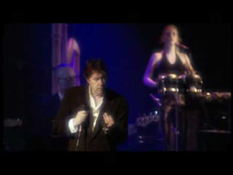 Bryan Ferry - Avalon - Live in Paris