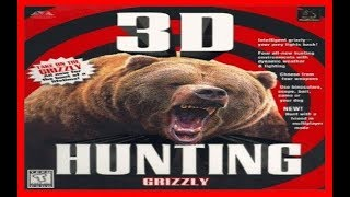 3D Hunting - Grizzly 1998 PC