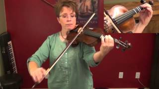 Suzuki Violin Book 3, No. 4: Humoresque, violin only