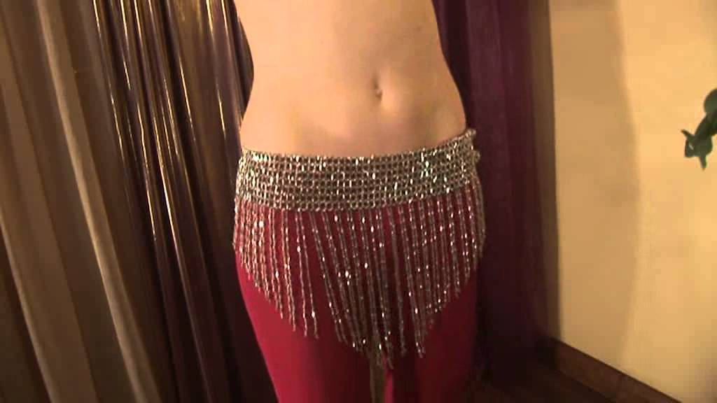 Camel from Belly Dance Secrets DVD - keep your tummy in trim
