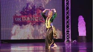 Pratishtha Tripathi (Cultural Dance)