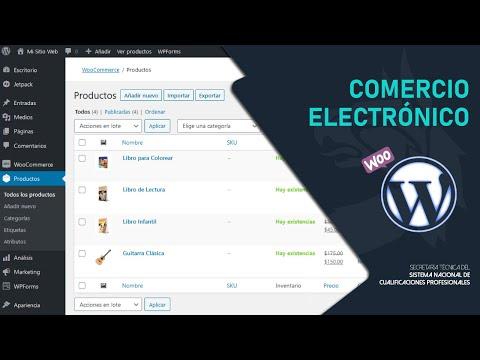 Cómo Agregar Productos a un Tienda Online Woocommerce en Wordpress | E Commerce #8 thumbnail