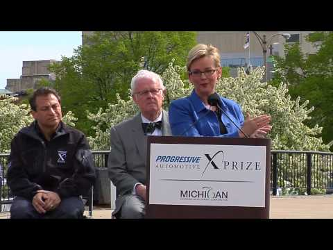 Highlights of the Press Conference in Lansing, Michigan