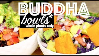 BUDDHA BOWLS to fill you up right at [[ The Sexy Tablespoon ]]