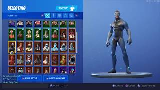 FORTNITE account FOR SALE at BEST OFFER *SERIOUS INQUIRES ONLY*