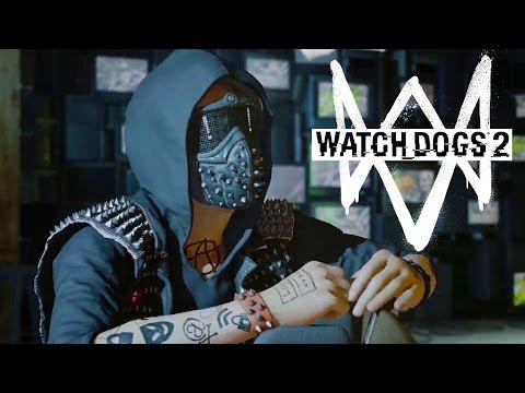 WATCH DOGS 2 Trailer German Deutsch (2016) - …