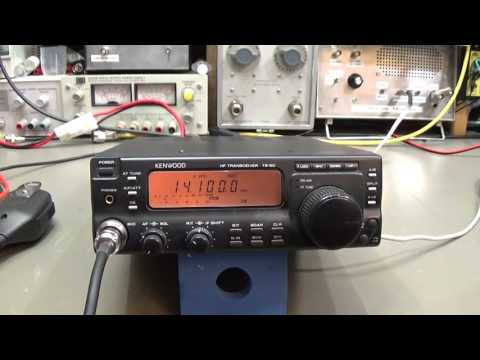 #81 Radio repair: Kenwood TS-50 S intermittent no power and other odd behaviour