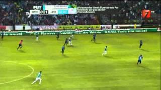 Resumen Querétaro vs León.