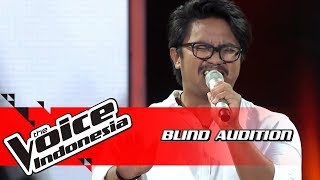 Sandy - Lost Stars | Blind Auditions | The Voice Indonesia GTV 2018