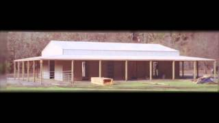 Pole Barn Construcion Southern Oregon - Barn Builders Rogue Valley