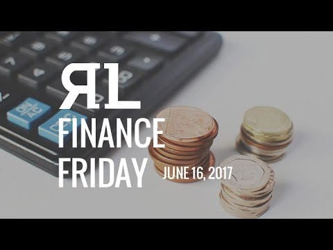 Open House for Finance Friday on June 16th, 2017