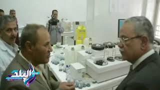 محافظ المنيا يتفقد مستشفى الصحة النفسية وعلاج الإدمان.. فيديو وصور