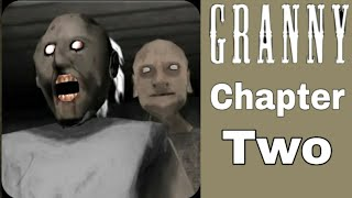 Granny Chapter Two Game Over Scene