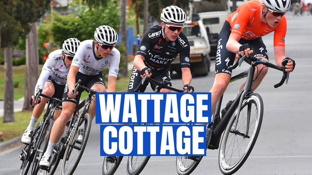 What is a Wattage Cottage? (Criterium Racing at Glenvale)