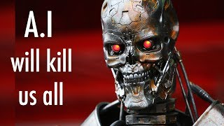 Why Artificial Intelligence and Quantum Computing Will Kill us All..