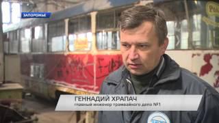 Запорожские маршрутки теряют пассажиров(Документальний фільм TV5