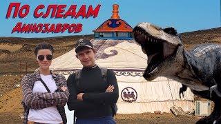 #1 Монголия. Пустыня Гоби. Останки динозавров. Как живут кочевники