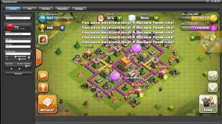 Clash of Clans Raiding and Planning