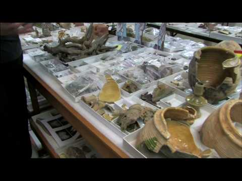Jamestown Archaeology Lab Tour