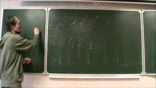 Основы Булевой алгебры