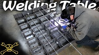 How To Build The Ultimate Welding Table