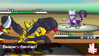 PokeMoshPit Battle #344:  Mefestofelus vs TehBatmon [5th Gen Uber]
