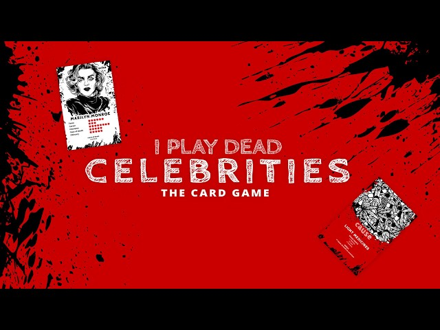 I play dead Celebrities - Gameplay - First step