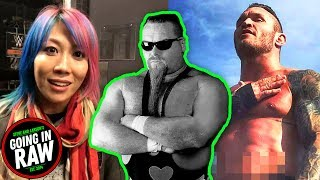 ORTON BEING INVESTIGATED BY WWE? ASUKA WALKED OUT ON WWE? RIP ANVIL Going In Raw Podcast