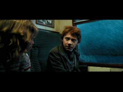 hermione and harry dating