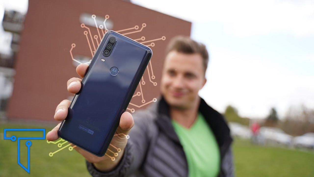 Motorola One Action - test telefonu z kamerą AKCJI ????