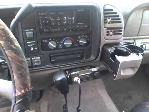 For Sale: My 1998 Chevrolet Silverado Z71 - YouTube