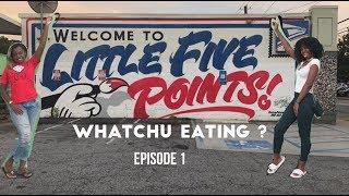 Whatchu Eating  || SAVAGE PIZZA
