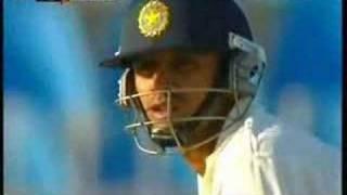 Rahul Dravid's 270 vs Pakistan