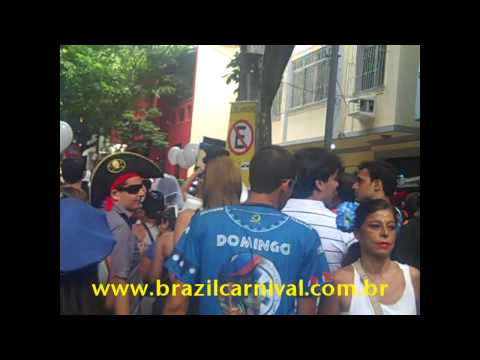 Carnival Block: Rio Street Carnival Guide Brazil