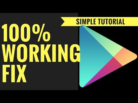 FIX GOOGLE PLAY STORE NOT OPENING ON ANDROID BOX 2018 (SIMPLE & WORKING FIX)