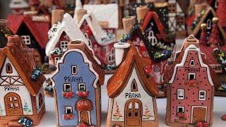 Рождественские ярмарки в Праге 2016