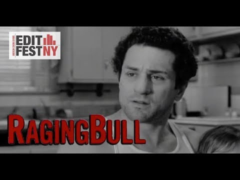 "Legendary Editor Thelma Schoonmaker, ACE on Editing an Improvisational Scene from ""Raging Bull"""
