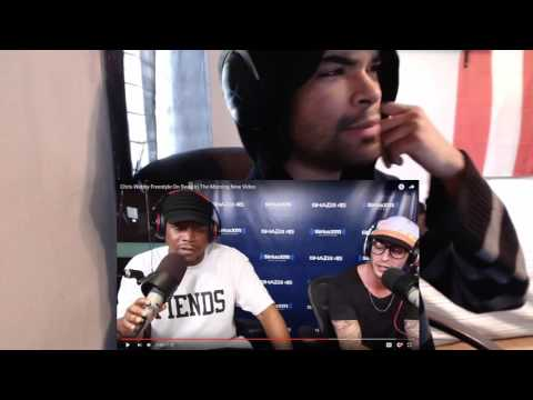 Chris Webby Freestyle On Sway In The Morning New Video REACTION!!!