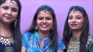Bride's Mehandi Dance 2018