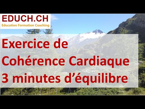 Introduction Coherence coach 3 minutes Cohérence cardiaque