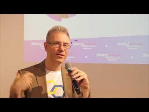 Blockchain Future in China   Jason Inch   Co-founder of Genaro   StartupGrind Guangzhou Feb 2018