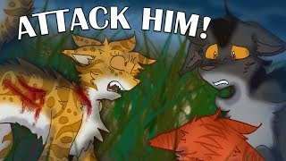 CHOOSE! RIVERCLAN OR HIM? - Leopardstar: Day 3 - Warrior Cats Speedpaint/Theory
