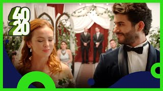 40 y 20, C5 | La boda de Miranda | T5 | Distrito Comedia