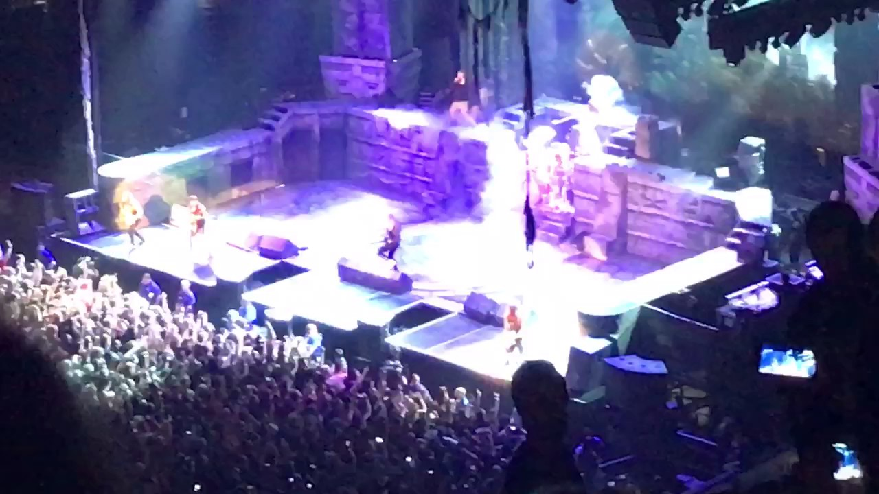 Iron Maiden Tour Tampa