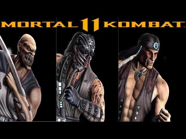 Mortal Kombat 11 - Rumor ( 1 De Estos Luchadores Podria Regresar )