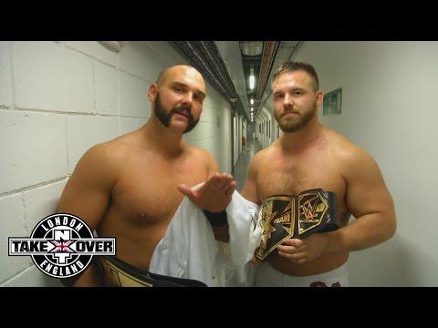 Dash & Dawson Halten Sich Für Die Größten NXT Tag Team Champions – 16. Dezember 2015